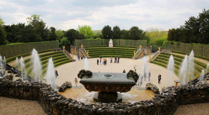 Château de Versailles : sous les Grandes eaux musicales – visite exceptionnelle !