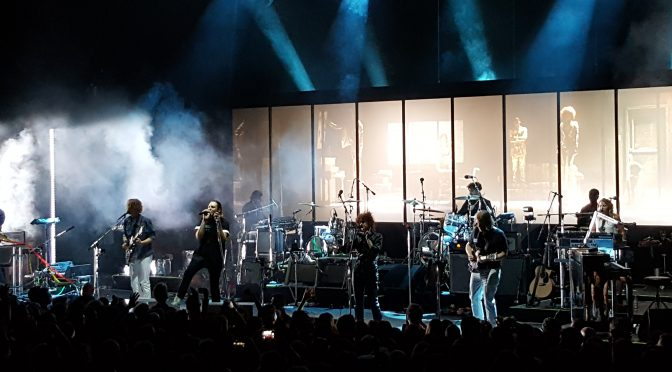 Arcade Fire à Lyon : euphorie totale ! / Everything Now tour