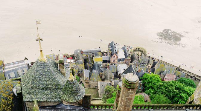 L'Abbaye du Mont Saint-Michel et ses secrets, si proches