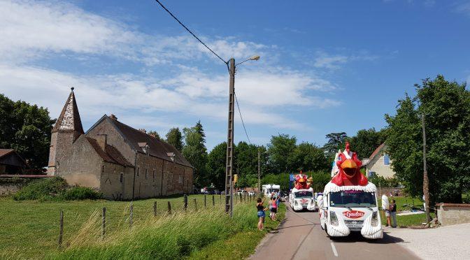 Caravane du Tour de France – immersion et bain de foule incroyables