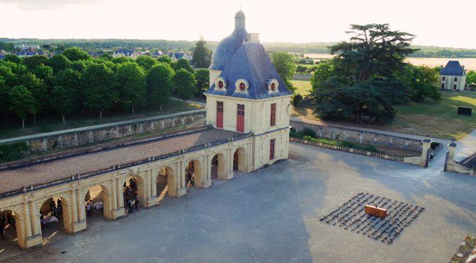Mario d'Souza au Château d'Oiron : une explosion de couleurs