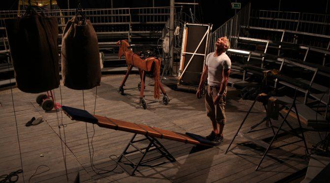 L'homme cirque aux Nuits de Fourvière : David Dimitri incroyable !