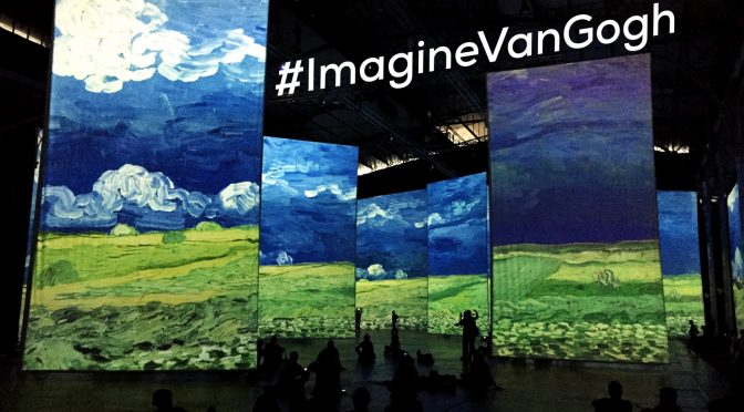Imagine Van Gogh – Un Été au Havre : sublimer Vincent en 360°