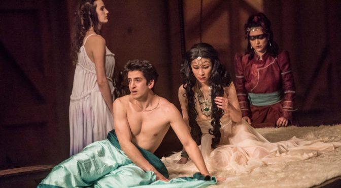 Marco Polo et l'hirondelle du Khan : splendide voyage onirique