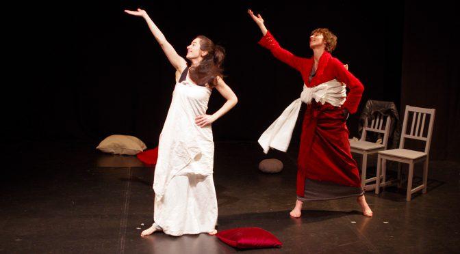 Au départ… : parenthèse incisive & pleine de vie au Théâtre La Croisée des Chemins