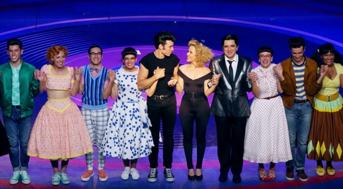 Grease le musical : folie 50's sensationnelle à Mogador