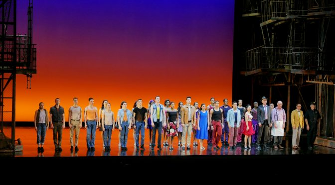 West Side Story : intense, beau, moderne, passionnel !