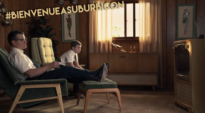 Bienvenue à Suburbicon : la desperate family de George Clooney