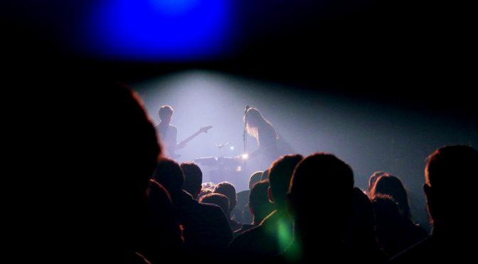 Les Inrocks Festival 2017 : Moodoïd retour réussi et prometteur #livereport