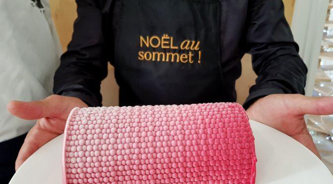 Bûches glacées de Noël 2017 : Michalak, made in Ardèche et couronne
