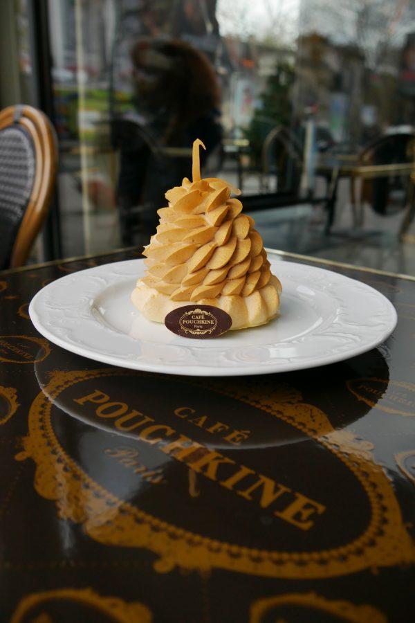 Café Pouchkine Paris