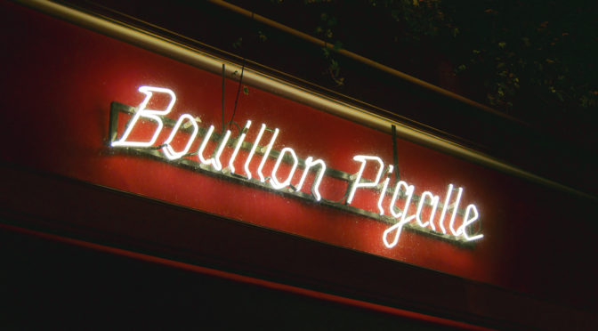 Bouillon Pigalle : une cantine comme on aime