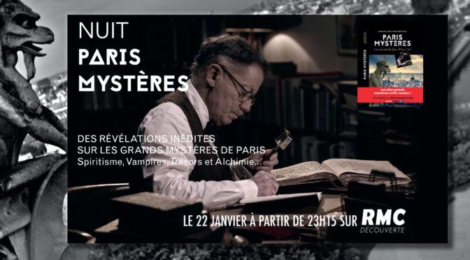 Paris Mystères : plongée dans les secrets de Paris avec Jean-Marc Léri