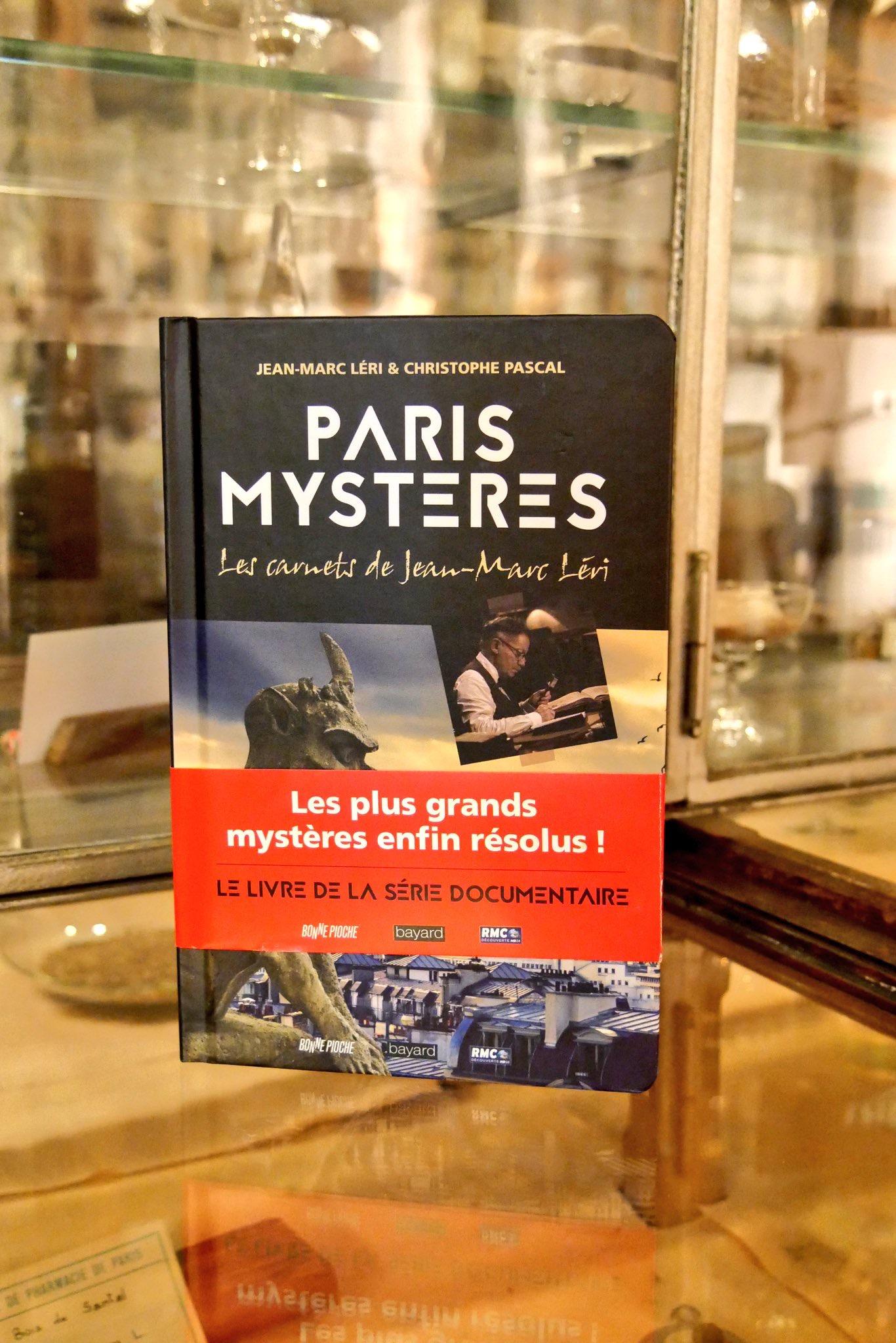 Paris Mystères