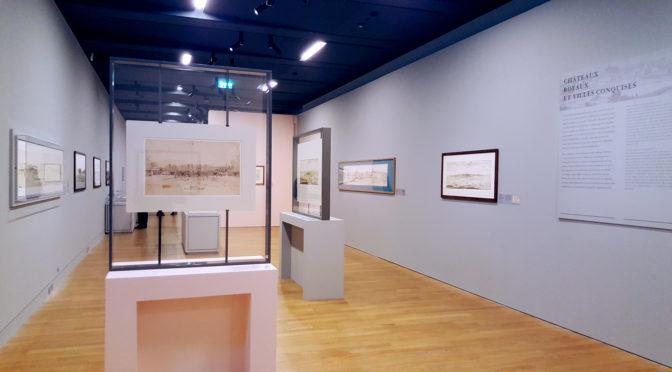 Israël Silvestre au Musée du Louvre : trésors graphiques sortis des réserves
