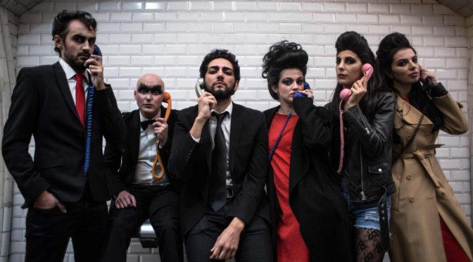 Un riche, trois pauvres au Ciné 13 théâtre : totalement subversif !