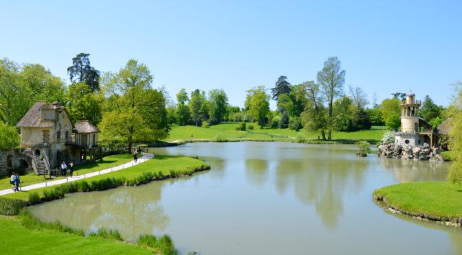 Le hameau de la Reine à Versailles : l'idéal retrouvé !