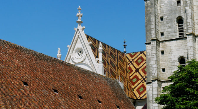 Monastère royal de Brou : rayonnante folie architecturale