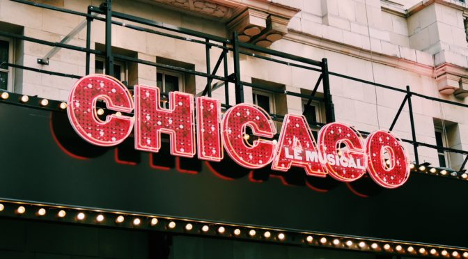 Chicago le musical : ambiance électrique et glam en coulisses