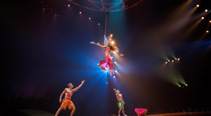 TOTEM : Virginie Canovas dévoile les coulisses du Cirque du Soleil