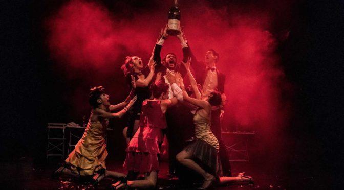Garden Party au Théâtre Antoine : l'absurde à son apogée !