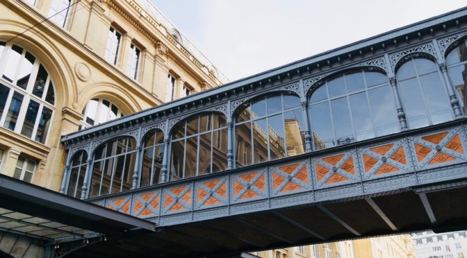 Gare Saint-Lazare : les secrets du monument classé