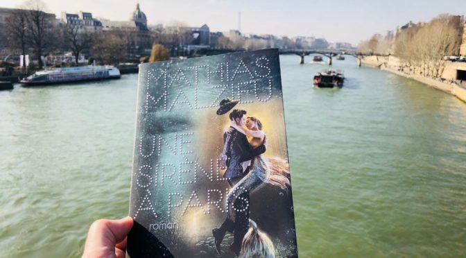 """Mathias Malzieu – Une sirène à Paris : """"un grand souffle de liberté"""""""