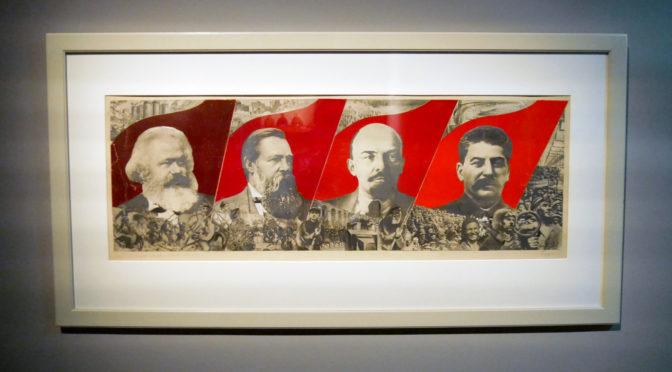 Exposition Rouge au Grand Palais : visite en 4 œuvres