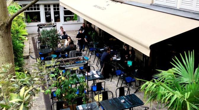 Marcello : déjeuner italien gourmet en terrasse à Saint-Germain-des-prés