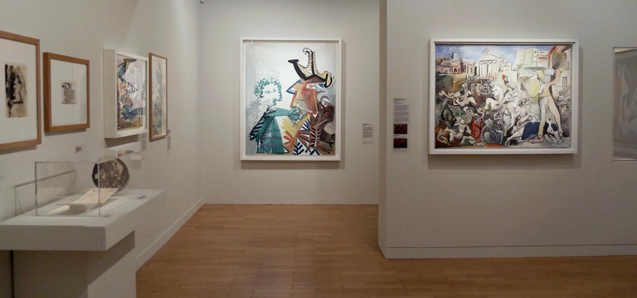 Picasso Et La Guerre Expo Inspirante Masterclass D Alain Passard