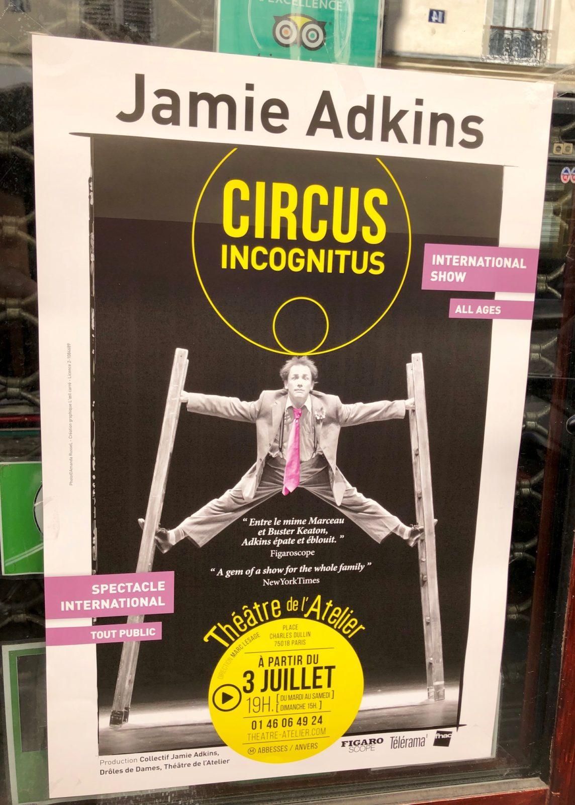 Circus Incognitus