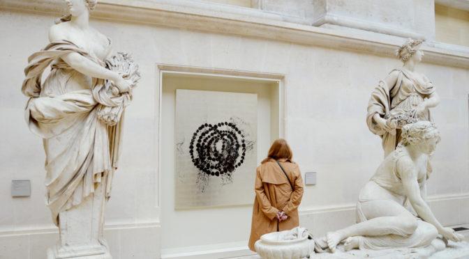 La Rose du Louvre, délicate rencontre entre Othoniel et Rubens