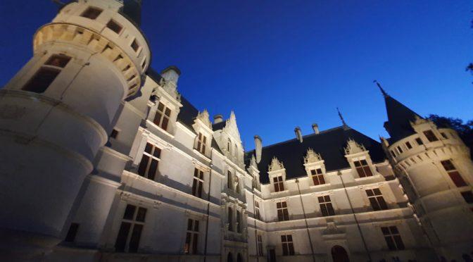 Les Nuits Fantastiques enchantent le Château d'Azay-le-Rideau
