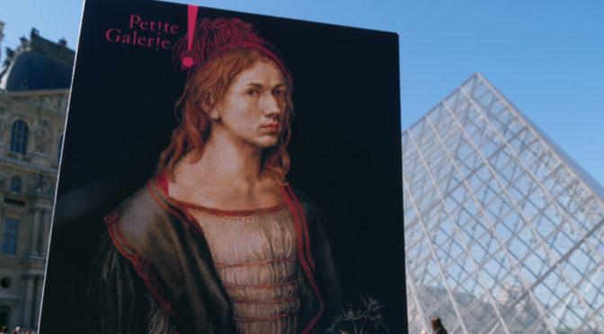 Figure d'artiste au Musée du Louvre : un concentré de chefs-d'œuvre