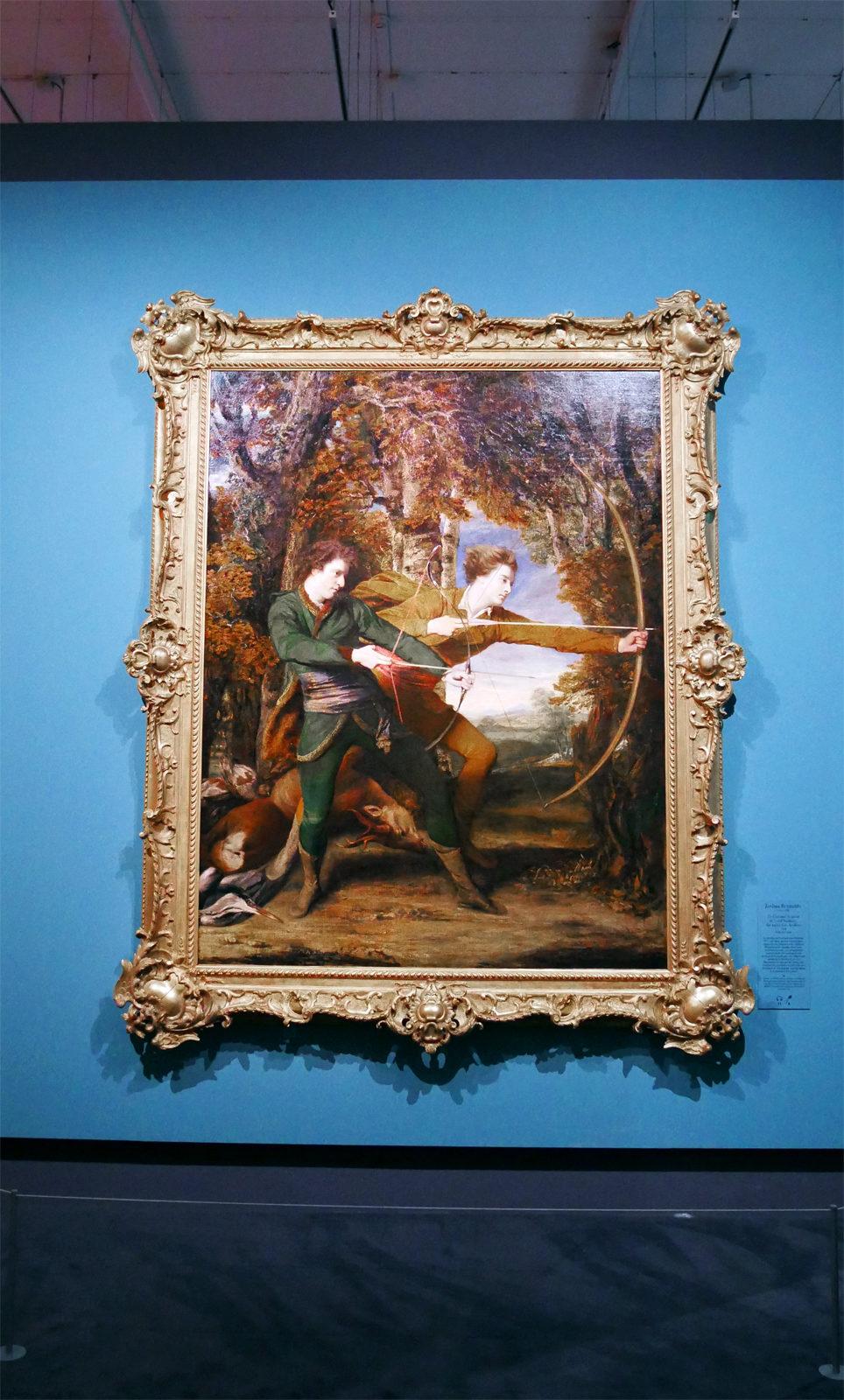peinture anglaise musée du luxembourg