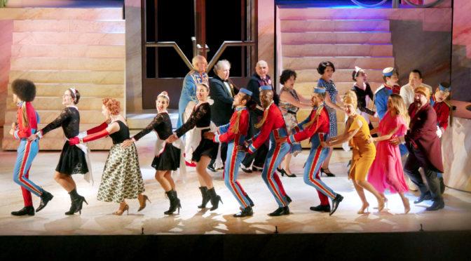 Palace sur scène @ Théâtre de Paris : la part belle aux comédiens