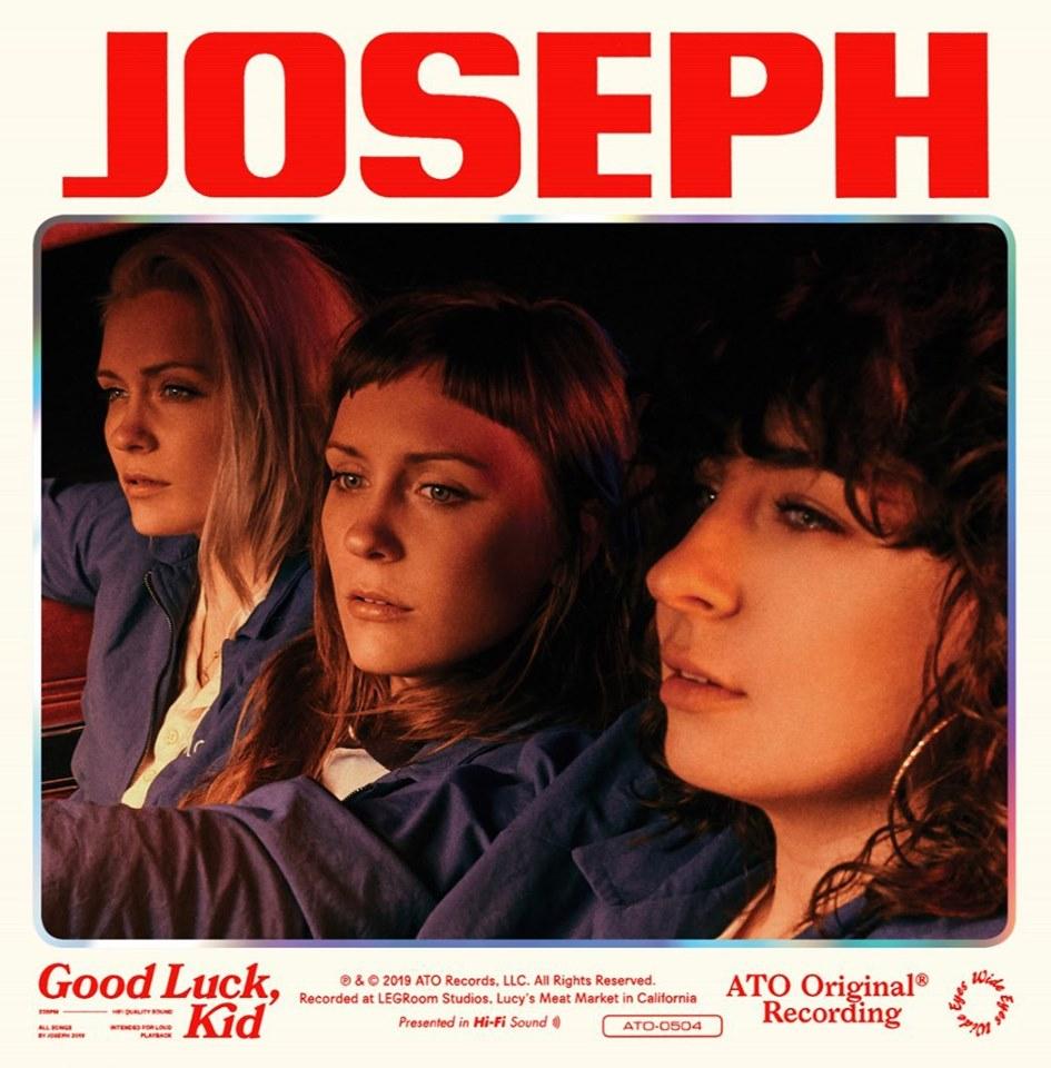 The band Joseph