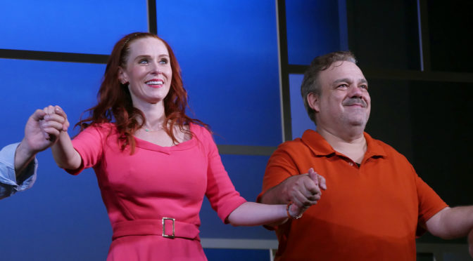 Jo au Théâtre du Gymnase : Audrey Fleurot comme vous ne l'avez jamais vue