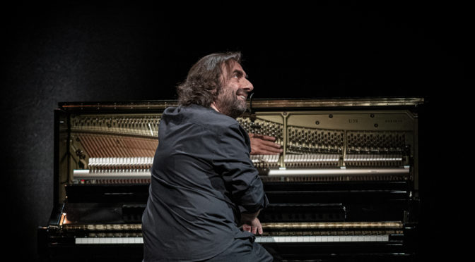 André Manoukian : interview autour du Chant du périnée #Passionnant