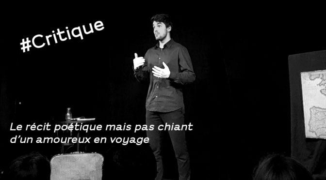 Marc Tourneboeuf : un voyage amoureux frais et généreux !
