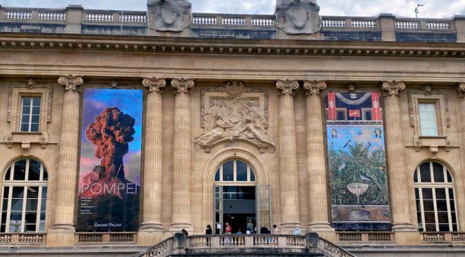 Pompéi : une expo immersive au Grand Palais