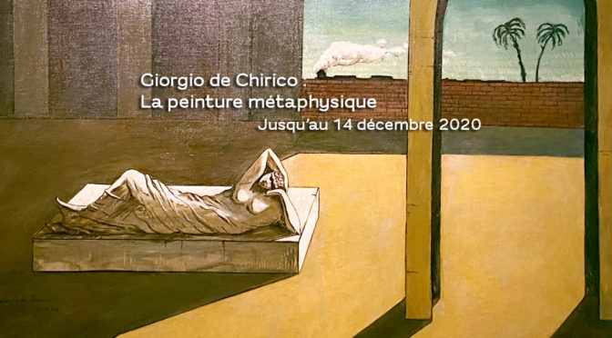 De Chirico à l'Orangerie : une autre façon de découvrir cet artiste