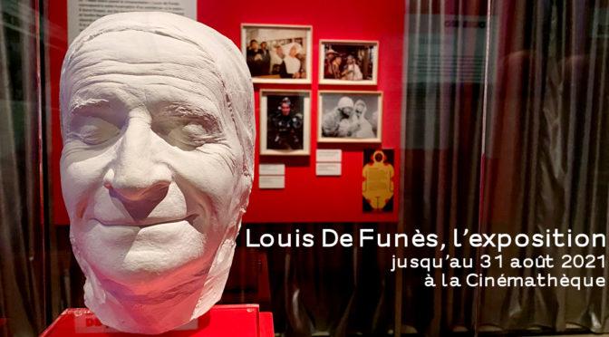 Exposition De Funès : un acteur culte enfin à la Cinémathèque